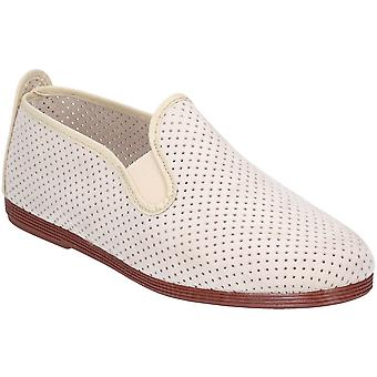 Flossy Mens & Womens pulga Slip on casual chaussures d'été
