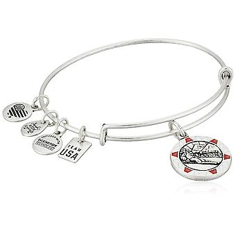 Alex and Ani Skiing EWB Bangle Bracelet - AS17US08RS