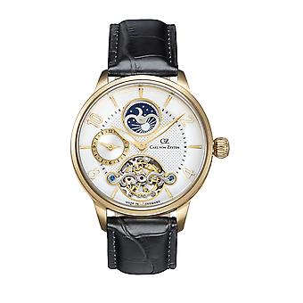 Carl von Zeyten Men's Watch Wristwatch Automatic Calw CVZ0046GWH