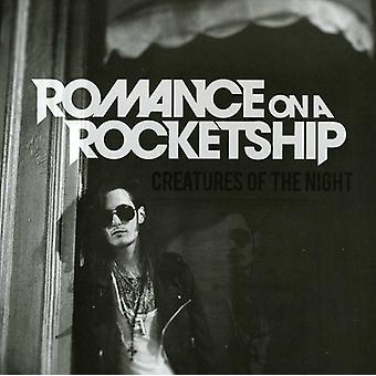 Romance on a Rocketship - Creatures of the Night [CD] USA import