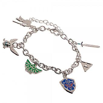 Bracelet - Nintendo - Zelda Charm New Licensed bv4qugntn