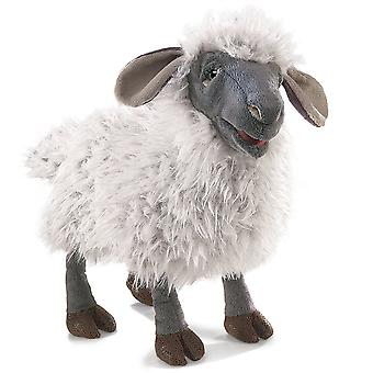 Hand Puppet Folkmanis Sheep Bleating Puppet Toys Soft Doll Plush 3058