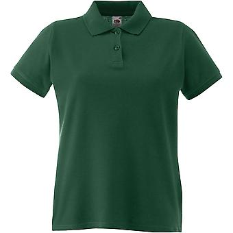 Fruit Of The Loom - Lady-Fit Ladies Premium Polo Shirt