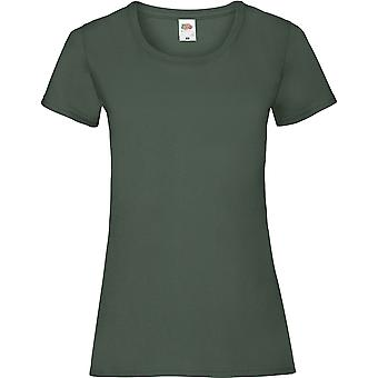 Fruit Of The Loom - Lady-Fit Ladies Valueweight Tee T-Shirt