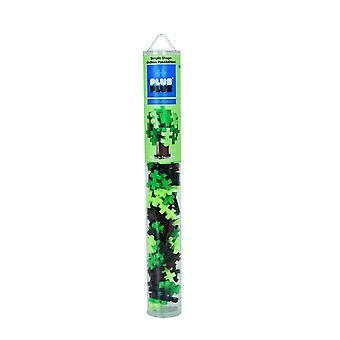 PLUS PLUS Mini Camouflage Tube Mix (100 pcs)