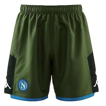 2019-2020 Napoli Kappa away Shorts (groen)