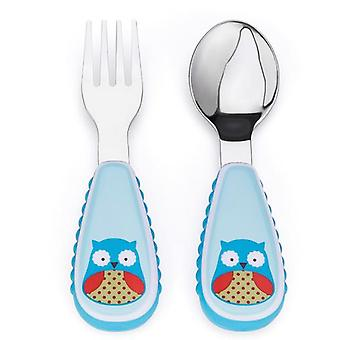 Skip*Hop Zootensils Owl (Kitchen , Household , Child's)