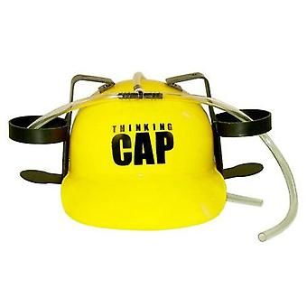 Cappello di birra Thinking Cap 2-Can Hard Hat
