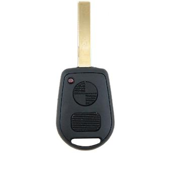 Custom To Suit BMW 2 Button Key Remote Case/Shell/Blank 3-5-7
