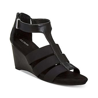 Alfani Womens Pearll Open Toe Formal Platform Sandals