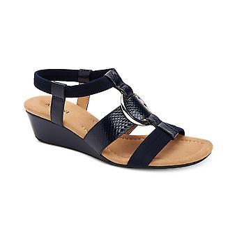 Alfani Womens Vennice Open Toe Casual Slingback Sandals