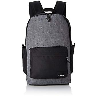adidas BP Daily XL Casual Backpack - 25 cm - Liters - Black (Negro/Negro/Blanco)