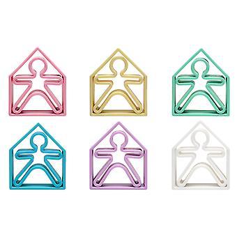 Dena multi piece, pastel kleurige Speel sets voor zand, water, koken en creatief Free-Play...