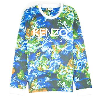 Kenzo World Sweatshirt multi