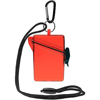 Witz See It Safe Lightweight Waterproof Sport Case - Red