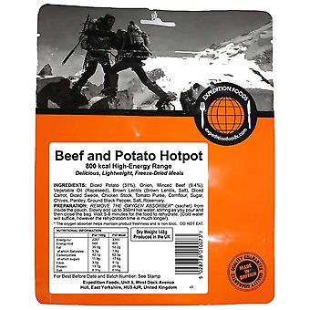Expedition Foods No Colour Beef And Potato Hotpot
