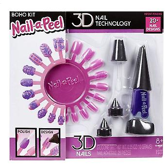 Negle-a-Peel refill Kit-boho