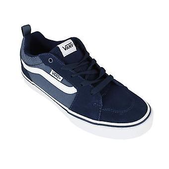 Vans Zapatillas Skate Vans Filmore Suede Canvas Dress Blues Kids 0000160693_0