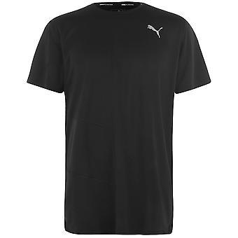 Puma mens Ignite korte mouw bemanning hals lichtgewicht Sport T shirt top Tee