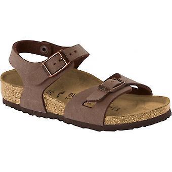 Birkenstock Kids Rio BF sandaal 1012505 mokka REGULAR