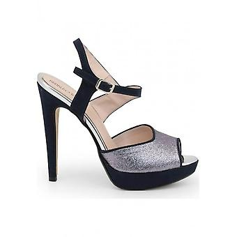 Arnaldo Toscani - Shoes - Sandal - 1218010_BLU - Women - midnightblue,silver - EU 40