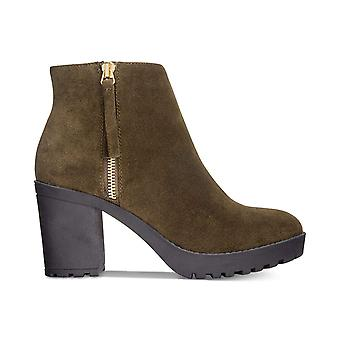 Material Girl Womens Ellice Closed Toe Ankle Fashion Boots