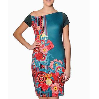 Smash Women's Fitted Piraque Dress