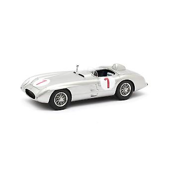 Mercedes Benz 300 SLR (Juan Manuel Fangio) Resin Model Car