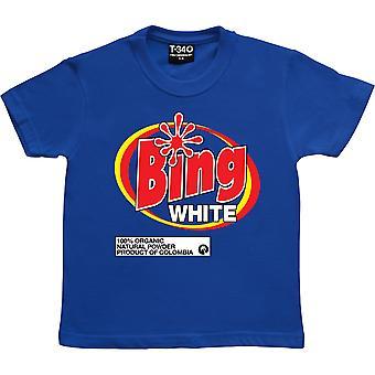 Bing Royal Blue Kids' Camiseta