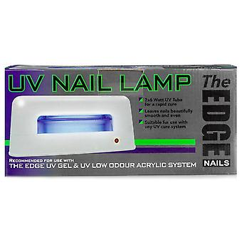 The Edge Nails White 12 Watt UV Lamp (2003030)