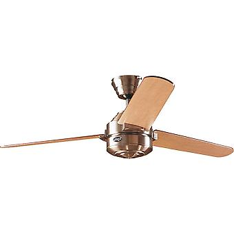 Ceiling Fan Hunter CARERA Brushed Chrome 132cm / 52
