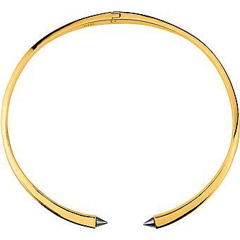 Kenzo KENZO nye KYOTO 70250380100000 - kompakt kvinde guld plade halskæde halskæde