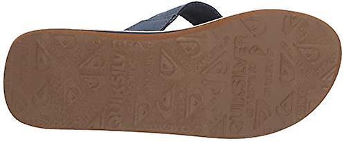 Quiksilver Uomo's Molokai Abyss Cork Sandale PGCAmO
