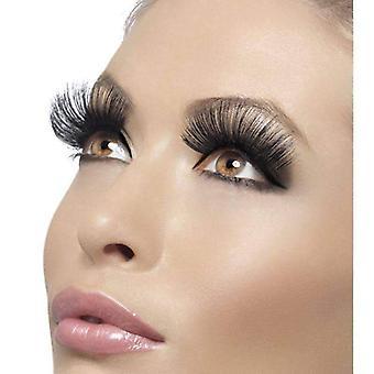 Eyelashes Adult Black