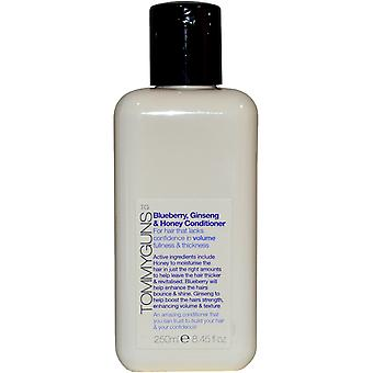 Tommy Guns Hair Salon Conditioner Blueberry, Ginseng and Honey 250ml for Hair needing more