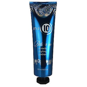 It's a 10 miracle styling potion 4.5 oz for hair