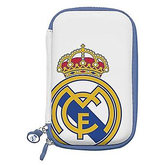 Hard drive case Real Madrid C.F. RMDDP001 3,5