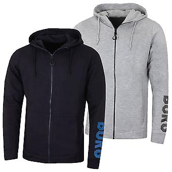Bjorn Borg Heren Jas Spencer Full Zip Soft Hoodie