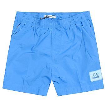 C.p. شركة C.P شركة الاطفال شعار التصحيح Swimshorts