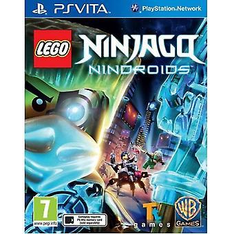 Jeu LEGO Ninjago Nindroids PS Vita