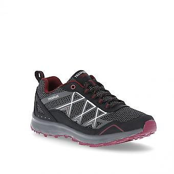 Trespass Womens Paya Lightweight Breathable Low Cut Trainers