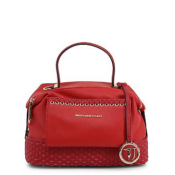 Trussardi Original Women All Year Handbag - Red Color 49012