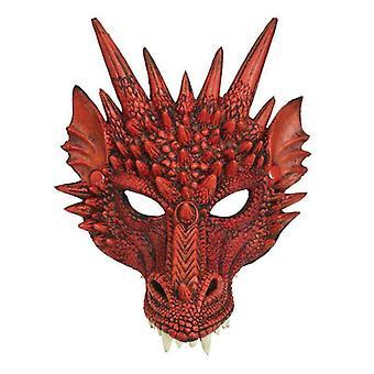 Red Dragon maska