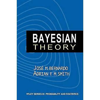 Bayesian Theory by Jose M. Bernardo - Adrian F. M. Smith - 9780471494