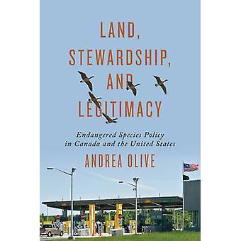Land - Stewardship- und Legitimität - gefährdete Arten Politik in Dose