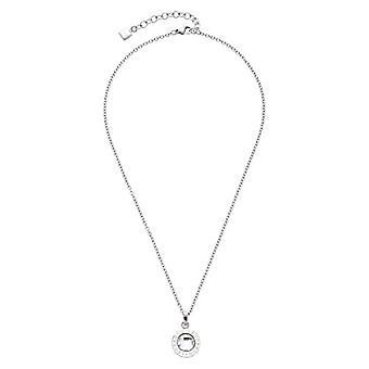 Leonardo Jewels Necklace Sautoir Donna Steel_Stainless Glass 16448