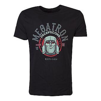 Official Transformers Megatron Men's T-shirt
