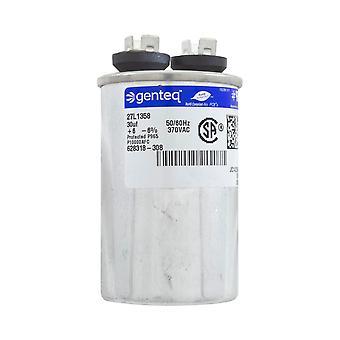 Genteq 628318-308 30 MFD 370V Magnetek Motor Capacitor