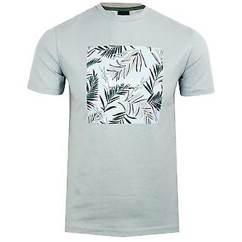 Hugo boss men's grey troaar 5 t-shirt