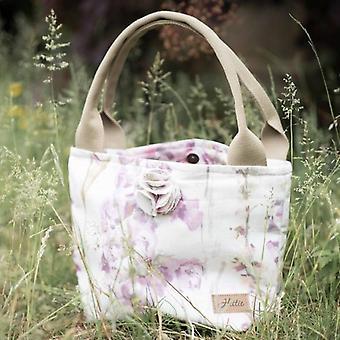 Hettie handbag  - Crocus